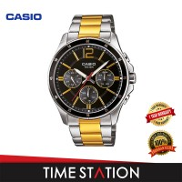 CASIO | ANALOG-MEN'S FASHION | MTP-1374SG-1A