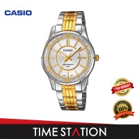 CASIO | ANALOG-LADIES' FASHION | LTP-1358SG-7A