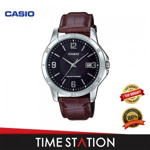 CASIO | SOLAR POWERED | ANALOG-MEN'S FASHION | MTP-VS02L-1A2DF