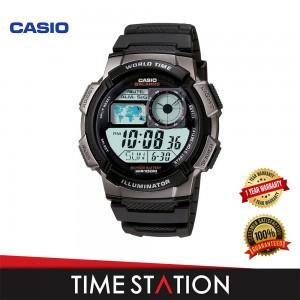 CASIO | DIGITAL | AE-1000W-1B