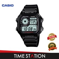 CASIO | DIGITAL | AE-1200WH-1A