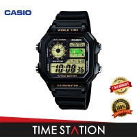CASIO | DIGITAL | AE-1200WH-1B