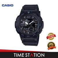 CASIO | ANALOG-DIGITAL | AEQ-100W-1B