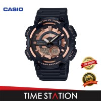 CASIO | ANALOG-DIGITAL | AEQ-110W-1A3