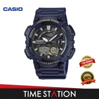 CASIO | ANALOG-DIGITAL | AEQ-110W-2A