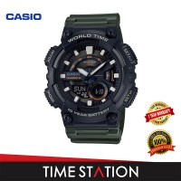 CASIO | ANALOG-DIGITAL | AEQ-110W-3A
