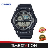 CASIO | ANALOG-DIGITAL | AEQ-200W-1A