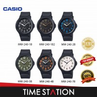 CASIO | ANALOG-DIGITAL | MW-240 SERIES