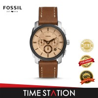 Fossil Machine Chronograph Leather Men's Watch FS5620