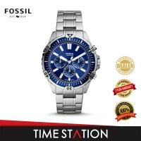 Fossil Garrett Chronograph Stainless Steel Men's Watch FS5623