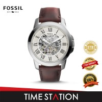 Fossil Grant Automatic Leather Men's Watch ME3099