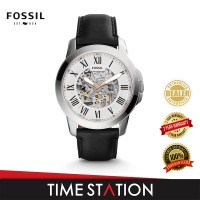 Fossil Grant Automatic Leather Men's Watch ME3101
