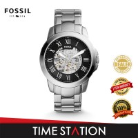 Fossil Grant Automatic Stainless Steel Men's Watch ME3103