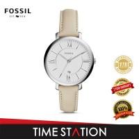 Fossil Jacqueline Leather Women's Watch ES3793