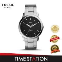 Fossil Minimalist Slim Three-Hand Stainless Steel Men's Watch FS5307