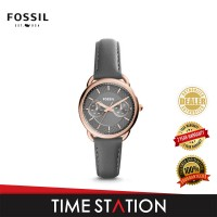 Fossil Tailor Multifunction Leather Women's Watch ES3913