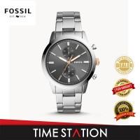 Fossil Townsman Chronograph Stainless Steel Men's Watch FS5407