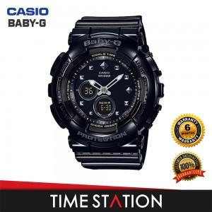 CASIO BABY-G BA-125-1A | ANALOG-DIGITAL WATCHES