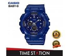 CASIO BABY-G BA-125-2A | ANALOG-DIGITAL WATCHES