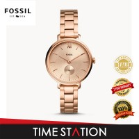 Fossil Kayla Three Hand Date Stainless Steel Women's Watch ES4571