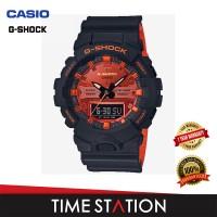CASIO G-SHOCK GA-800BR-1A| ANALOG-DIGITAL WATCHES
