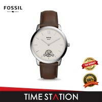 Fossil Neutra Twist Leather Men's Watch ME1169