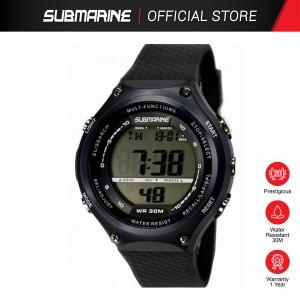 SUBMARINE TP-1369-M-PS DIGITAL MEN'S WATCH