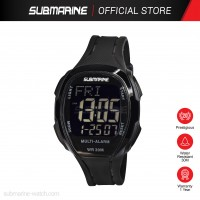 SUBMARINE TP-1382-M-PS DIGITAL MEN'S WATCH