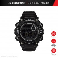 SUBMARINE TP-1393-M-PS DIGITAL MEN'S WATCH
