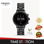 Fossil Venture Gen 4 HR Stainless Steel Women's Smart Watch FTW6023