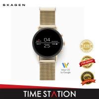 【Timestation】Skagen Falster 2 Silver Magnetic Steel Smart Watch SKT5111