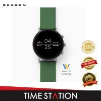 【Timestation】Skagen Falster 2 Silver Magnetic Steel Smart Watch SKT5114