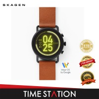 【Timestation】Skagen Falster 3 Brown Smartwatch SKT5201