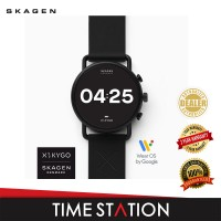 【Timestation】Skagen Falster 3 Black Smartwatch SKT5202