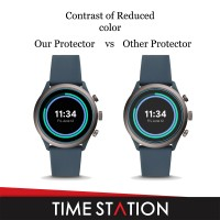Screen Protector for Fossil Gen 4/Gen 5/Gen 5E Smartwatch