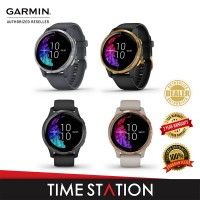 Garmin Venu GPS Smartwatch Fitness Watch with AMOLED Display