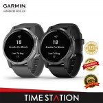 Garmin Vivoactive 4 GPS Smartwatch Built for the Active Lifestyle