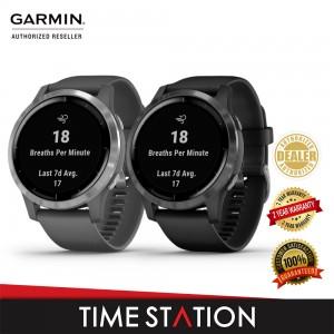 Garmin Vivoactive 4 GPS Smartwatch Built for the Active Lifestyle