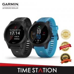 Garmin Forerunner 945 Premium GPS Running/Triathlon Smartwatch with Music
