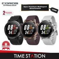 【Timestation】COROS Apex Premium Multisport Smartwatch (42mm)
