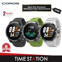 【Timestation】COROS Apex Pro Premium Multisport Smartwatch (47mm)