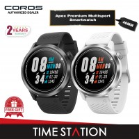 【Timestation】COROS Apex Premium Multisport Smartwatch (46mm)