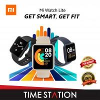 Xiaomi Mi Watch Lite (Global Version) Built in GPS/GLONASS 120+ Watch face Health Monitoring 11 Sport Mode