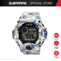 SUBMARINE TP-1504-MPS DIGITAL MEN'S WATCH