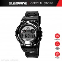 SUBMARINE TP-1507-PS-CL DIGITAL KIDS WATCH
