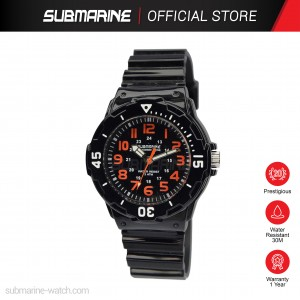 SUBMARINE TP-2108-L-PS(1) ANALOGUE WATCH