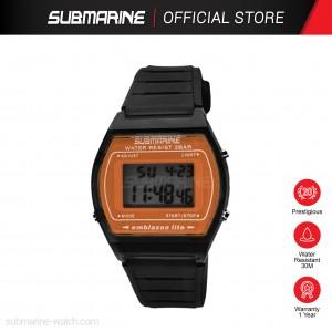 SUBMARINE TP-1378-M-PS DIGITAL WATCH