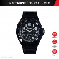 SUBMARINE TP-2108-M-PS(B) ANALOGUE WATCH