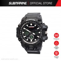 SUBMARINE TP-3222-L-PS-AN ANADIGIT WATCH