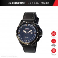 SUBMARINE TL-8296-BLK-MD-LS ANALOGUE MEN'S WATCH